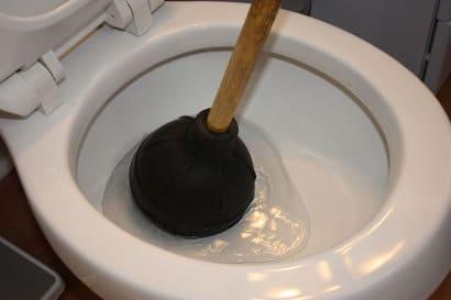 ratgeber wc verstopfung