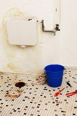 Rohrbruch Wasserschaden
